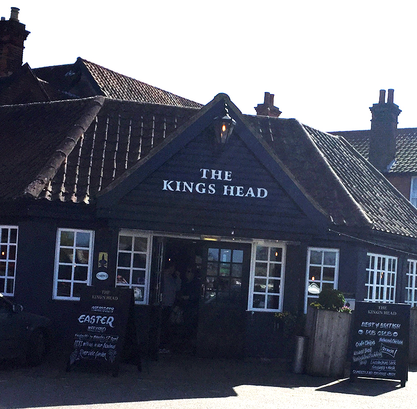 The Kings Head Hotel in Hoveton
