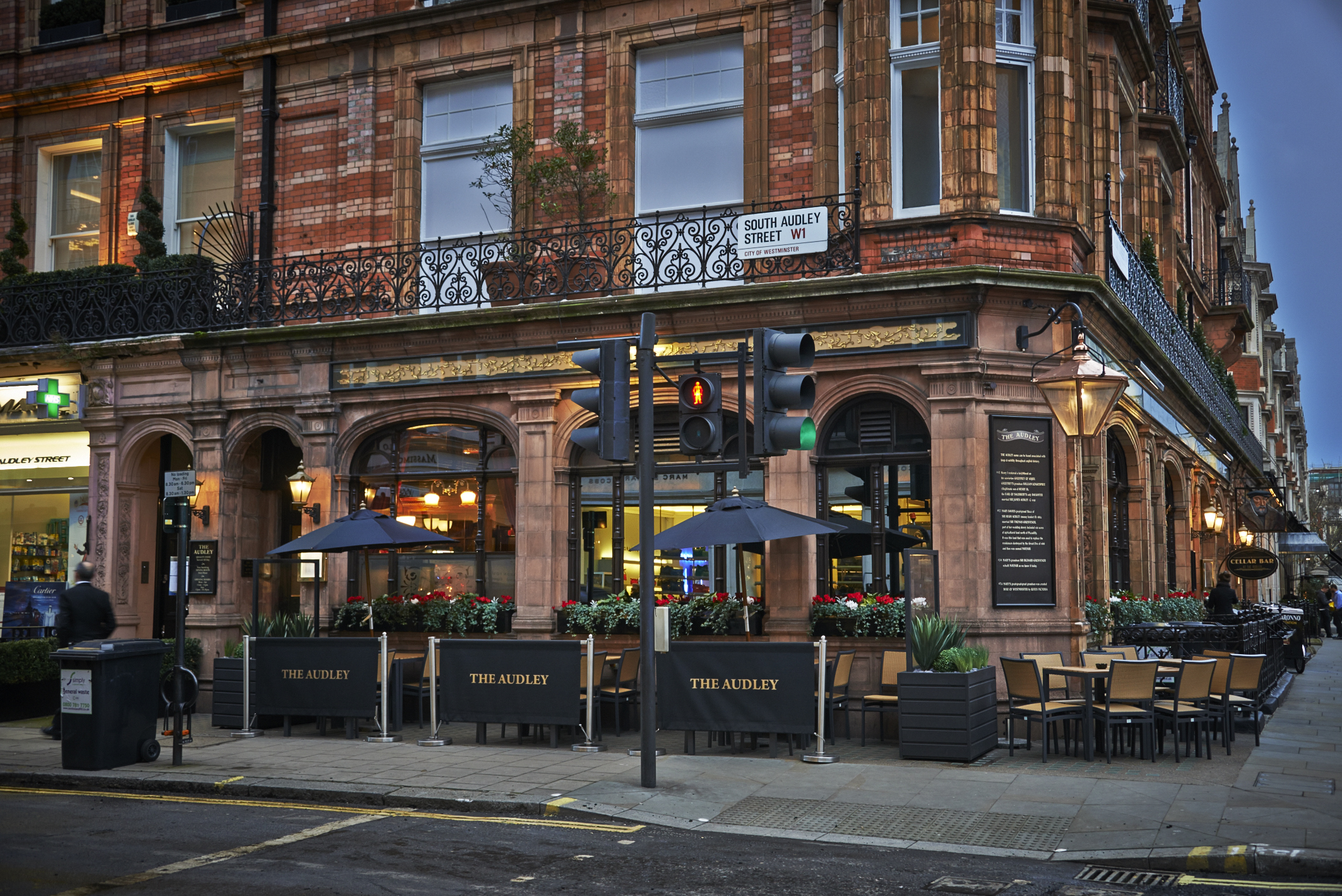 The Audley Mayfair