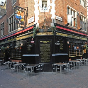 Shakespeares Head Pub in Soho | Greene King Local Pubs